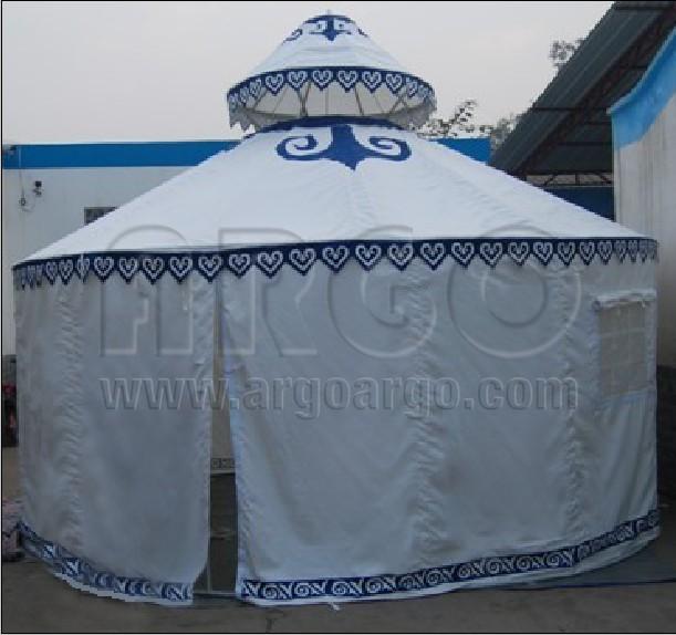 Traditional Yurts