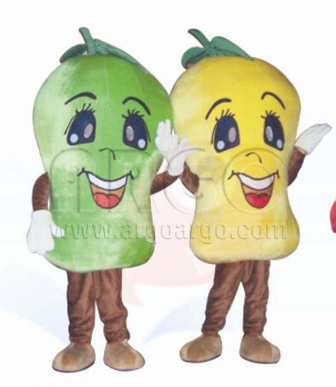 Tailor Made Fruit Mascot