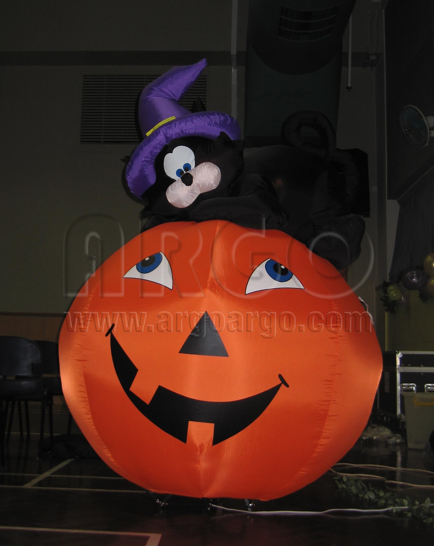 Inflatable Halloween Display II