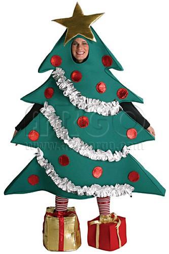 Christmas Tree Mascot