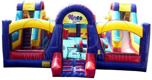 Inflatable Kidz Gym Combo
