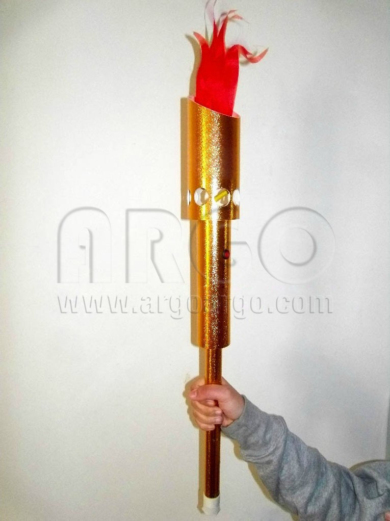 The Olympic Torch Ceremony Props