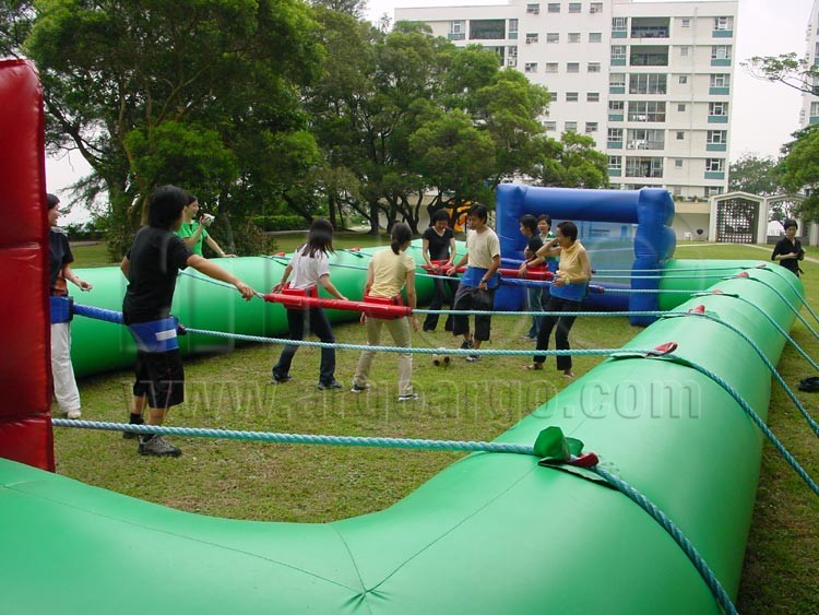 Inflatable Human Table Football (B)