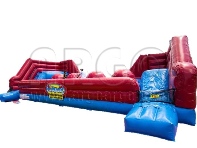 Big Baller Inflatable Obstacle Course