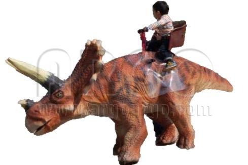 Walking with Dinosaur