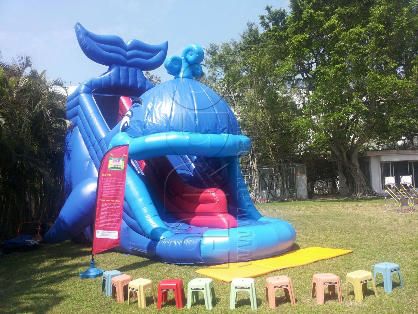 Whally Slide